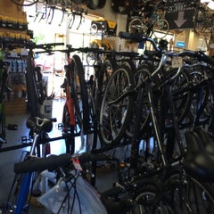 Photo taken at Recycled Cycles by steve m. on 7/6/2014