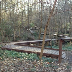 Photo taken at Dunwoody Nature Center by Mikel M. on 2/19/2013