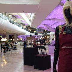 Photo taken at Alexandrium Woonmall by Jeroen V. on 10/12/2014