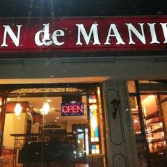 Photo taken at Pan de manila by Ace A. on 5/14/2013