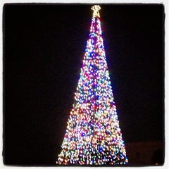 Photo taken at Marion Square by Nicholas C. on 12/14/2012