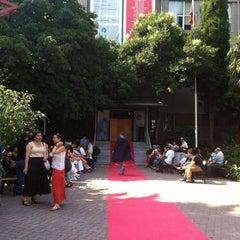 Photo taken at Güzel Sanatlar Fakültesi by Yasemin A. on 6/27/2013