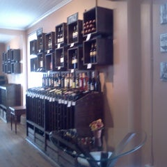Photo taken at Vino!! Wine Shop by Pittsboro-Siler City Convention & Visitors Bureau on 8/2/2013