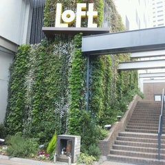 Photo taken at LOFT 梅田ロフト by Jongsoo K. on 1/30/2013