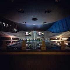 Photo taken at London 2012 Aquatics Centre by David G. on 8/30/2014