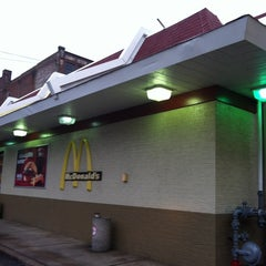 Photo taken at McDonald's by Craig B. on 1/13/2013