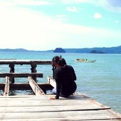 Photo taken at Kota Jayapura by Solydio R. on 10/11/2014