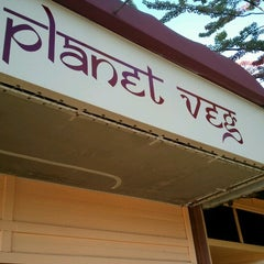 Photo taken at Planet Veg by Will C. on 9/17/2012