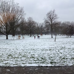 Photo taken at Serpentine Gallery by Basil on 1/19/2013
