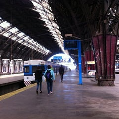 Photo taken at Trenes de Buenos Aires S.A. by gabriel p. on 1/11/2014