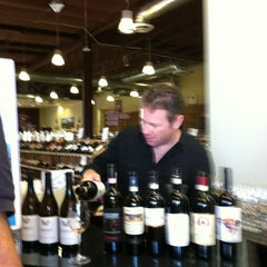 Photo taken at K&L Wine Merchants by Nina S. on 10/27/2012