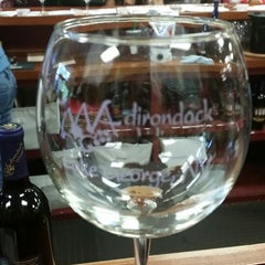 Photo taken at Adirondack Winery Tasting Room by Maickel P. on 8/30/2014