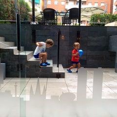 Foto tomada en Hotel Grums Barcelona por fabiola b. el 9/4/2015