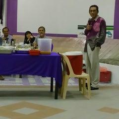 Photo taken at Fakulti Sains Komputer Dan Matematik UiTM by Izwan S. on 12/22/2014