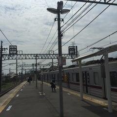 Photo taken at 武蔵嵐山駅 (Musashi-Ranzan Sta.) (TJ32) by さっきょ on 8/12/2015