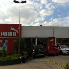 Photo taken at Puma Outlet by Wolfgang P. on 5/31/2014