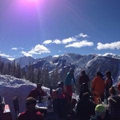Photo taken at Cloud Nine Alpine Bistro by Ron K. on 3/8/2014
