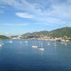 Photo taken at Port Of St. Thomas by Salih S. on 10/31/2012