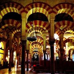 Photo taken at Mezquita-Catedral de Córdoba by Renato W. on 4/3/2013