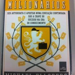 Photo taken at Nobel Livraria by Marcos S. on 11/1/2012