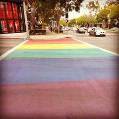 Photo taken at West Hollywood by FreshFoodLA: W. on 3/8/2013