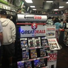 Photo taken at GameStop by Alberto C. on 3/5/2013