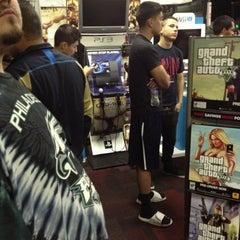 Photo taken at GameStop by Alberto C. on 4/2/2013
