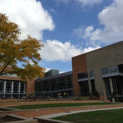 Photo taken at University of Maryland - Baltimore County by DK S. on 10/19/2012