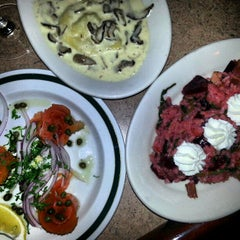 Photo taken at Italianissimo Ristorante by Caylee B. on 1/3/2013