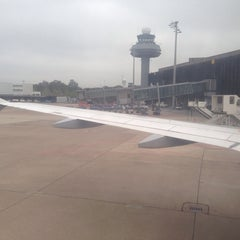 Photo taken at Terminal A by Bastian W. on 9/25/2013