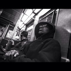 Photo taken at MTA Subway - Cathedral Pkwy/110th St (1) by Rodrigo R. on 3/3/2014