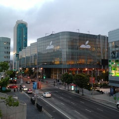 Photo taken at Moscone Center by Karlito M. on 6/5/2013