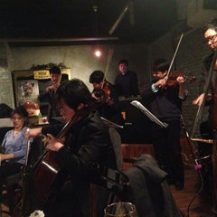 Photo taken at 엘땅고 (el Tango) by Philia s. on 3/5/2014