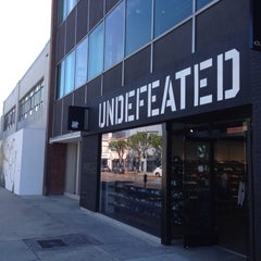 Photo taken at Undefeated by Feze G. on 6/19/2015