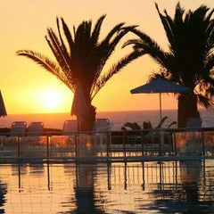 Photo taken at Iberostar Creta Panorama by mij k. on 10/11/2014