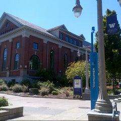Photo taken at University of Washington Tacoma by Jeff P. on 7/3/2013