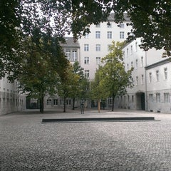 Photo taken at Gedenkstätte Deutscher Widerstand | German Resistance Memorial Center by reiseblögle on 6/17/2014