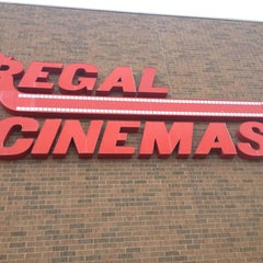 Photo taken at Regal Cinemas Knoxville Center 10 by Taylor G. on 1/31/2015
