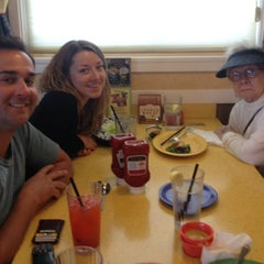 Photo taken at Polly's Pies - Norco by Jean M. on 5/1/2014