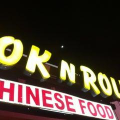 Photo taken at Wok N Roll by Jeff O. on 12/19/2012