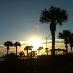 Photo taken at Caloosahatchee Bridge by Jeff O. on 12/21/2012