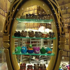 Photo taken at Disney's Candy Cauldron by Shaun H. on 1/26/2013