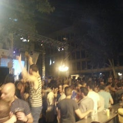 Photo taken at Plaza del Rey by Chico T. on 7/5/2013