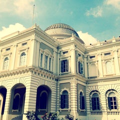 Photo taken at National Museum of Singapore by Vito C. on 4/18/2013