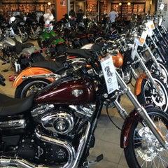 Photo taken at Old Glory Harley-Davidson by Harley-Davidson А. on 8/16/2015