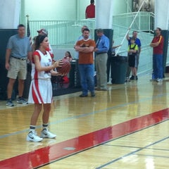 Photo taken at C4 Basketball Center by Robert A. on 11/10/2012