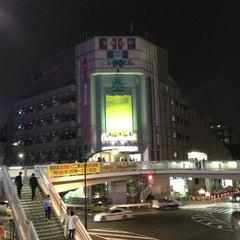 Photo taken at 後楽園駅 (Kōrakuen Sta.)(M22/N11) by Watalu Y. on 8/2/2013