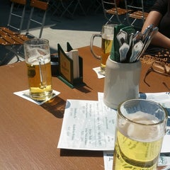 Photo taken at Hopfingerbräu by Janos M. on 6/8/2013