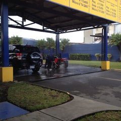 Photo taken at Auto Sol Lavacar by Mauricio G. on 5/12/2013