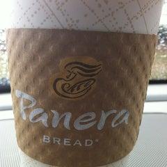 Photo taken at Panera Bread by Teresa on 11/6/2012
